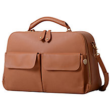 Buy PacaPod Madison Changing Bag, Tan Online at johnlewis.com