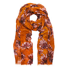 Buy Unmade Blossom Scarf, Cinnamon Online at johnlewis.com