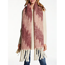 Buy Unmade Blurry Hairy Scarf Online at johnlewis.com
