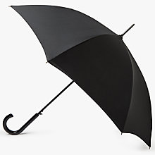 Buy Fulton Archive Bloomsbury Umbrella, Black/Multi Online at johnlewis.com
