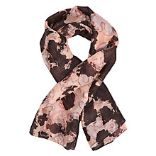 Buy Unmade Leo Silk Square Scarf Online at johnlewis.com