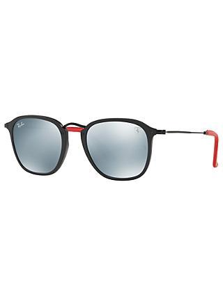 3866c54bc0 Ray-Ban RB2448NM Scuderia Ferrari Square Sunglasses
