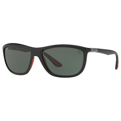 Ray-Ban RB8351M Scuderia Ferrari Square Sunglasses