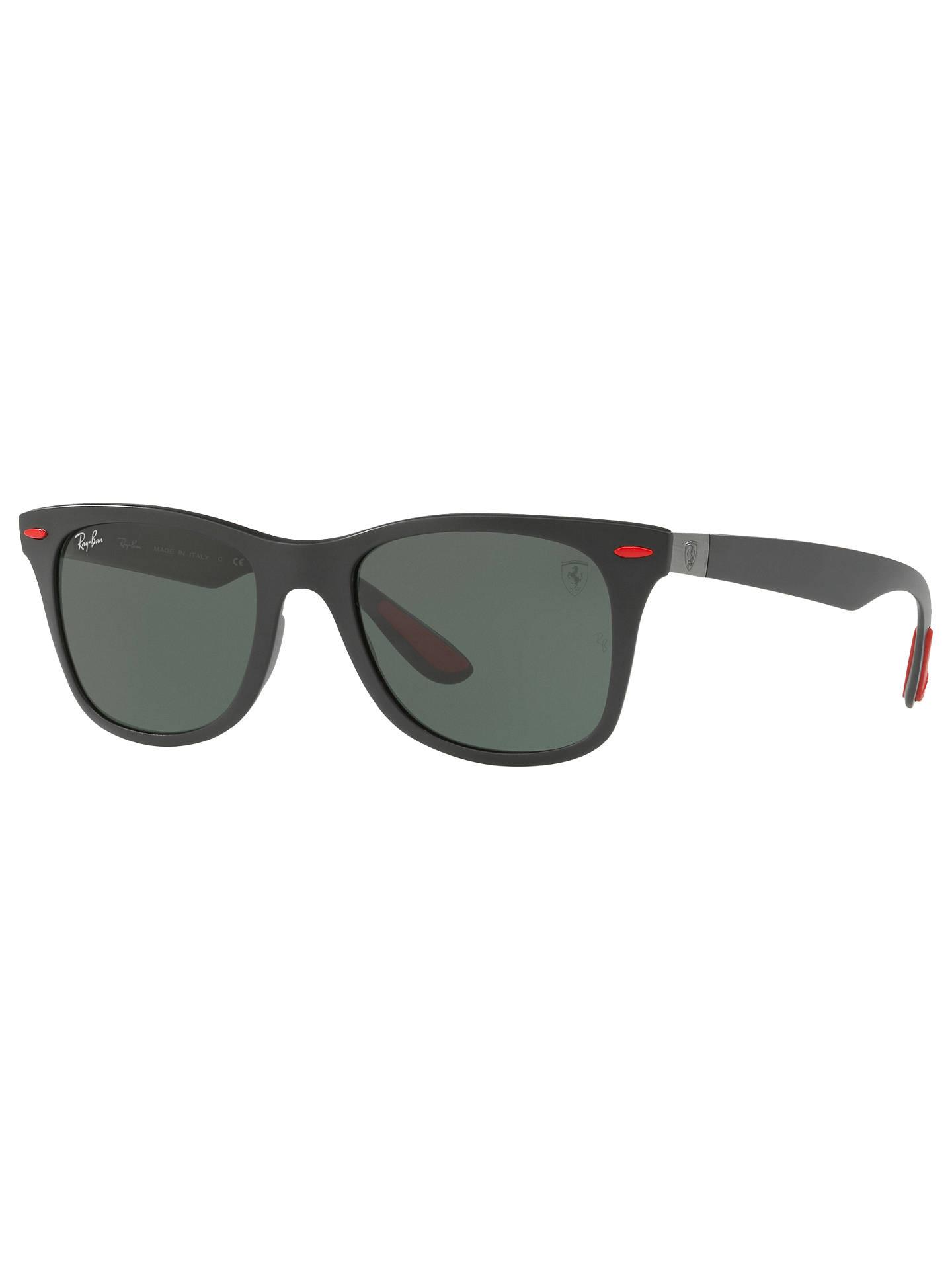 8a4aa42ac35 Buy Ray-Ban RB4195M Scuderia Ferrari Wayfarer Sunglasses