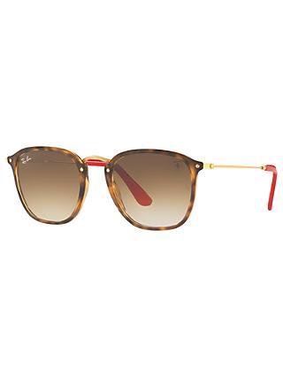 aee3b879fb Ray-Ban RB2448NM Scuderia Ferrari Square Sunglasses