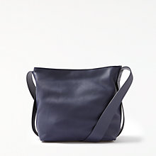 Buy Kin by John Lewis Helen Leather Mini Bucket Bag Online at johnlewis.com