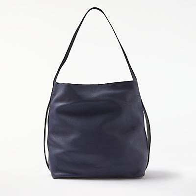 Kin by John Lewis Helen Leather North/South Tote Bag
