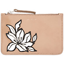 Buy Jaeger Florence Leather Coin Purse Online at johnlewis.com