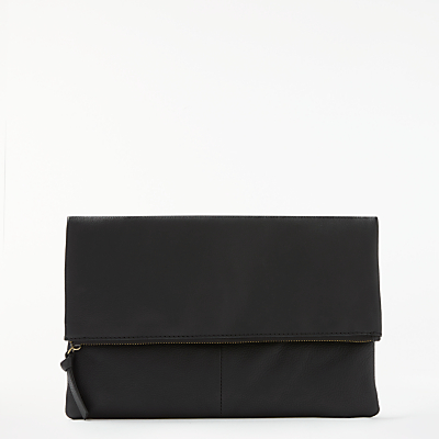 Product photo of And or madi leather clutch bag