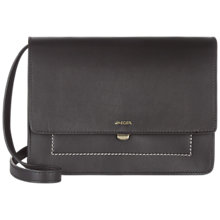 Buy Jaeger Stella Leather Cross Body Bag Online at johnlewis.com