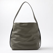 Buy Kin by John Lewis Helen Leather North/South Tote Bag Online at johnlewis.com
