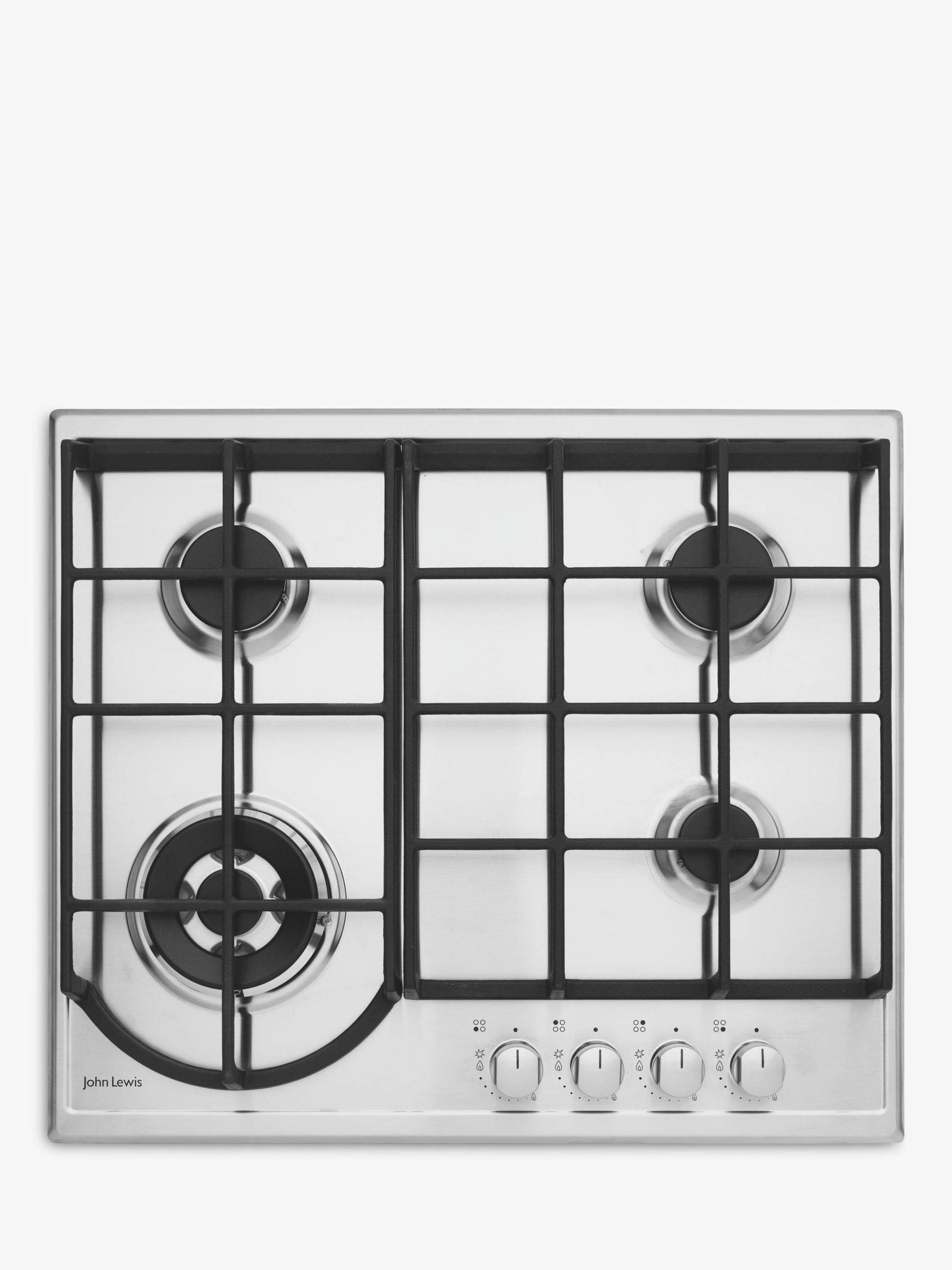 John Lewis  JLBIGGH703 Gas Hob Pan Support