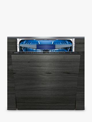Buy Siemens SN658D01MG Integrated Dishwasher Online at johnlewis.com
