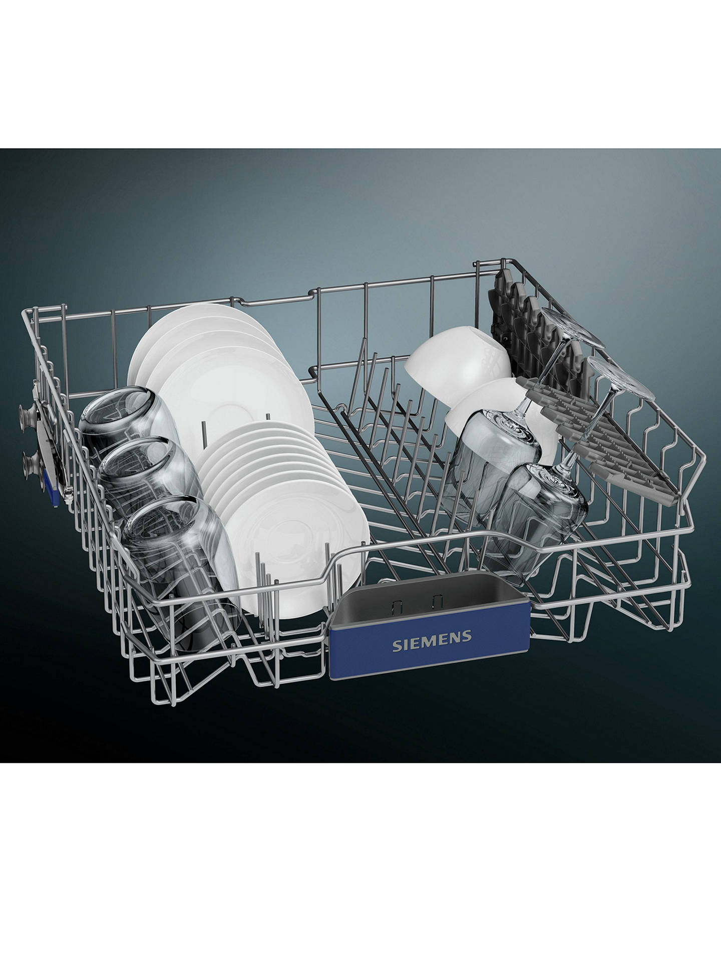 BuySiemens SN658D01MG Integrated Dishwasher Online at johnlewis.com