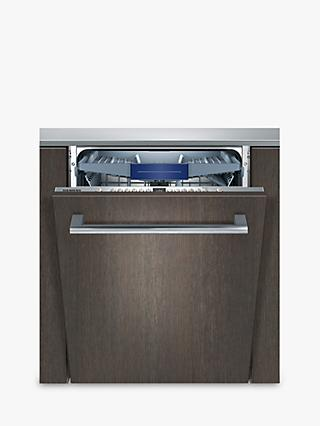 Siemens SX736X03ME Integrated Dishwasher