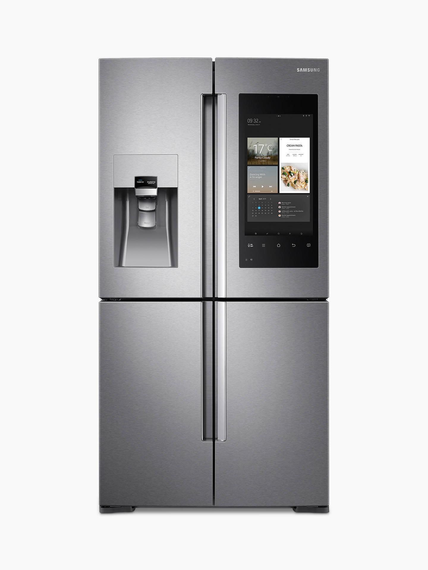 samsung rf56m9540sr eu family hub smart fridge freezer. Black Bedroom Furniture Sets. Home Design Ideas