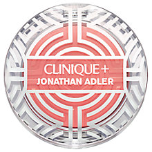 Buy Clinique + Jonathan Adler Cheek Pop Online at johnlewis.com