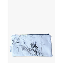 Buy Sami Couper Marble Purse, White Online at johnlewis.com