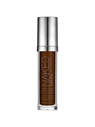 Urban Decay Naked Weightless Liquid Foundation