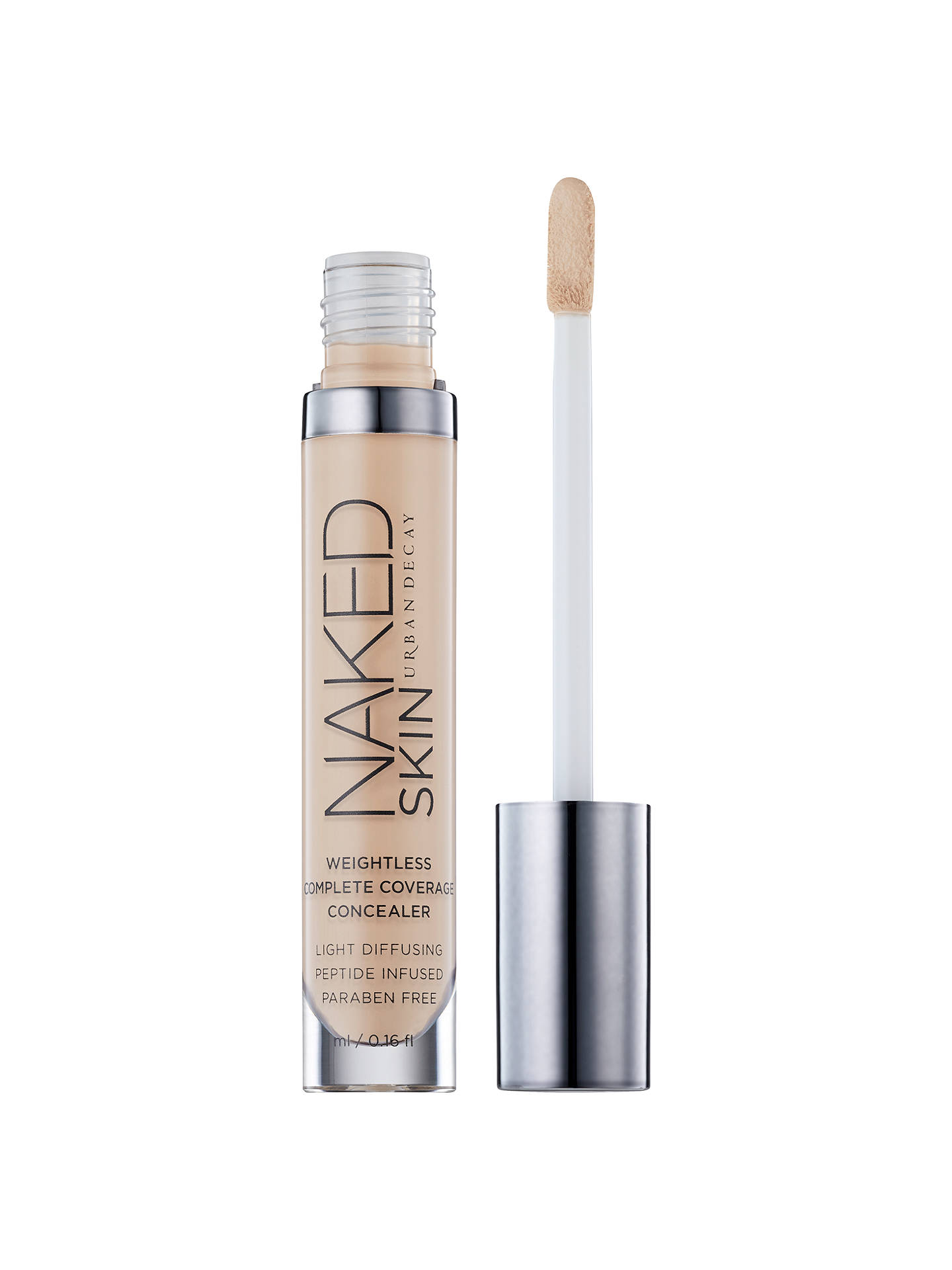 BuyUrban Decay Naked Skin Weightless Complete Coverage Concealer, Fair Warm Online at johnlewis.com