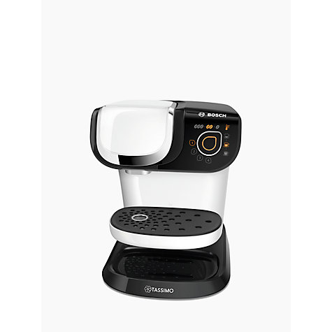 buy tassimo my way coffee machine by bosch john lewis. Black Bedroom Furniture Sets. Home Design Ideas