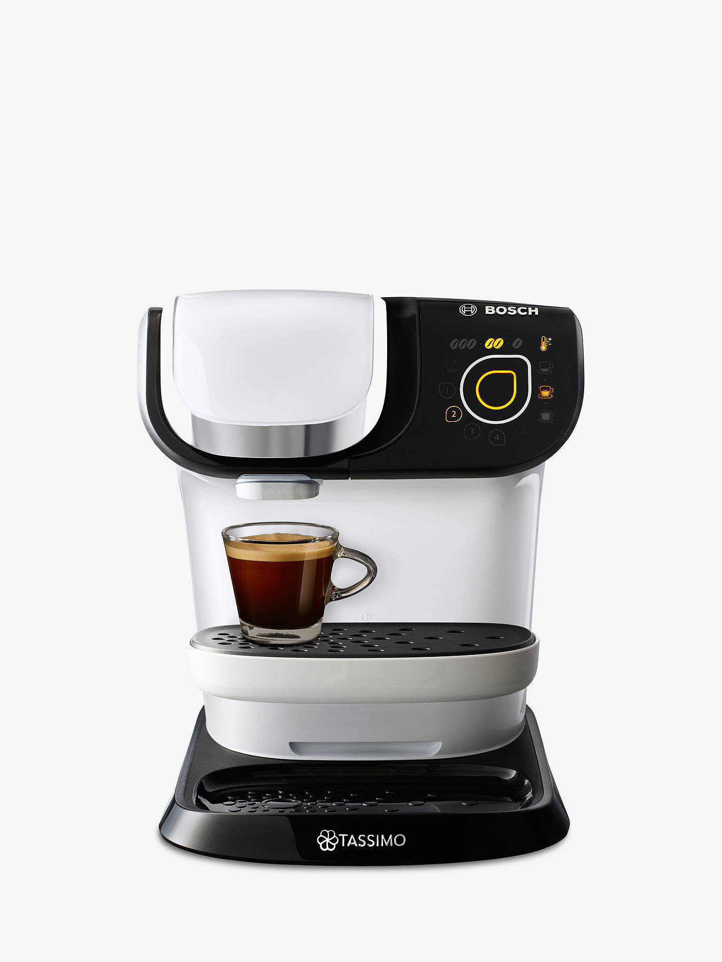 Tassimo My Way Coffee Machine By Bosch At John Lewis Partners