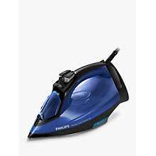 Buy Philips GC3920/26 PerfectCare Steam Iron, Blue Online at johnlewis.com