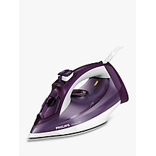 Buy Philips GC2995/37 PowerLife Steam Iron, Purple/White Online at johnlewis.com