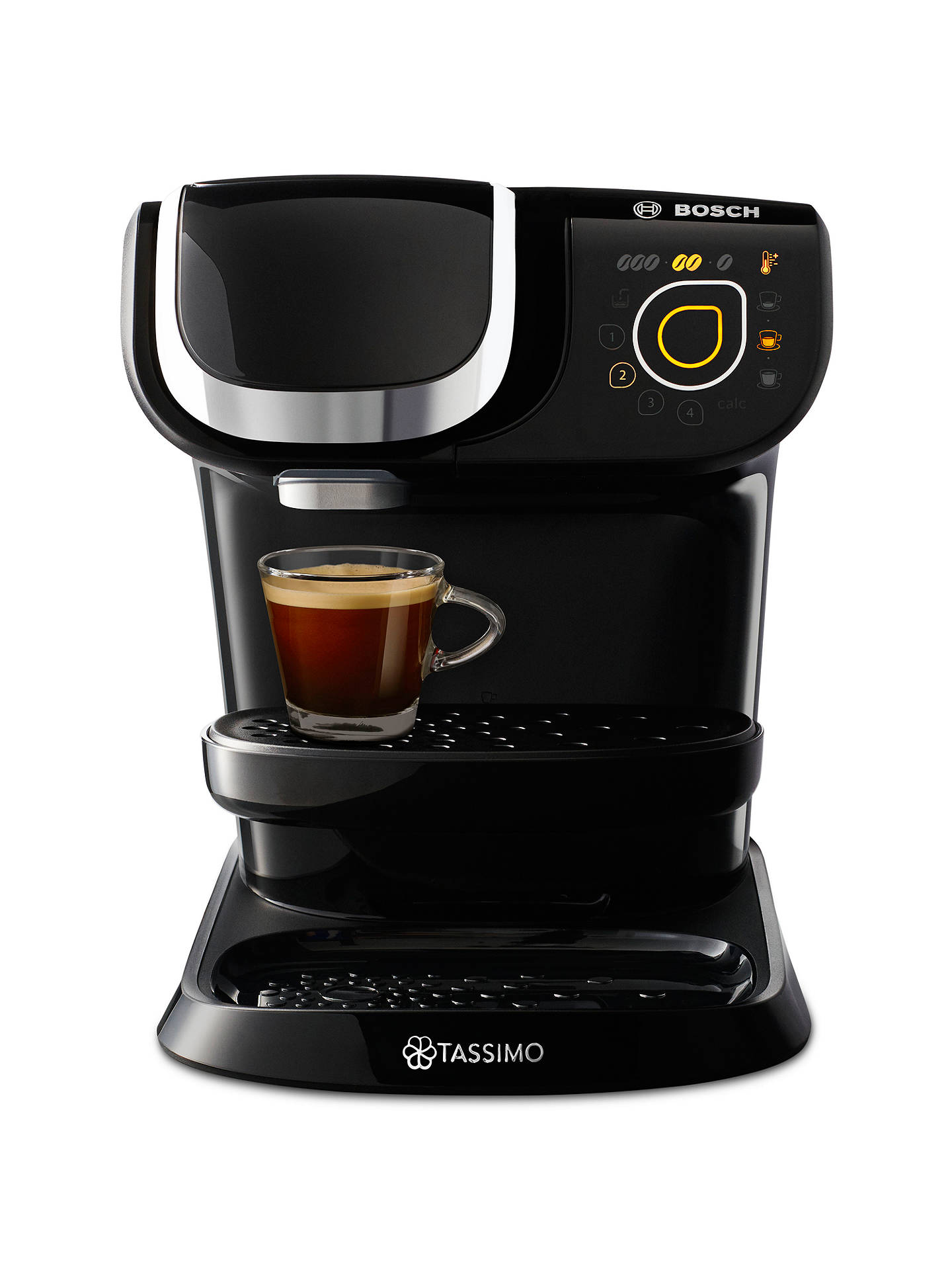 Tassimo My Way Coffee Machine by Bosch at John Lewis ...
