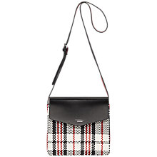 Buy Fiorelli Mia Large Cross Body Bag, Mono Check Online at johnlewis.com
