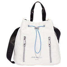 Buy Fiorelli Sport Snapshot Drawstring Bucket Bag Online at johnlewis.com