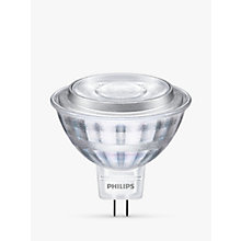 Buy Philips LED 8.2W MR16 Spotlight Bulb, Non Dimmable Online at johnlewis.com
