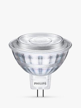 Philips LED 8.2W MR16 Spotlight Bulb, Non Dimmable