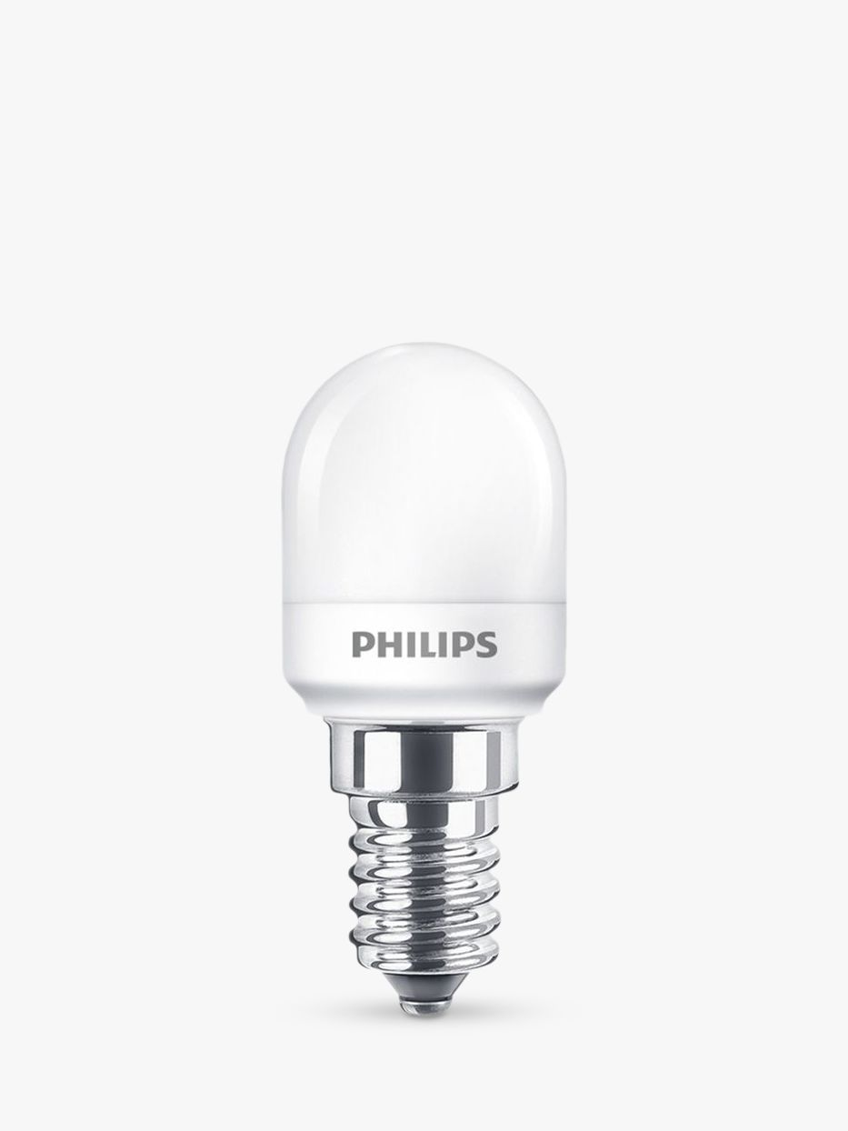 Philips 17W SES Fridge Cooker Hood Light Bulb Frosted at John Lewis