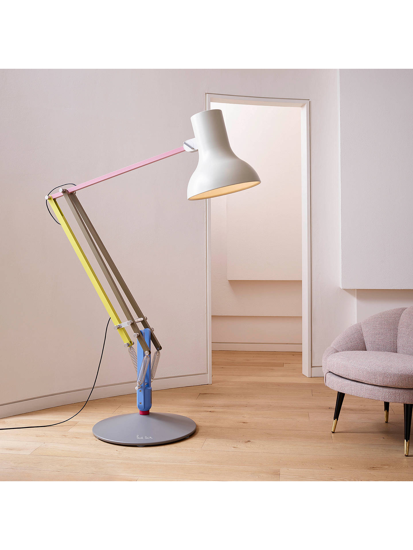 Anglepoise Paul Smith Type 75 Giant Floor Lamp Edition 1