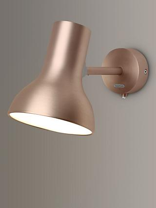 Anglepoise Type 75 Mini Metallic Wall Light