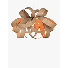 Buy Tom Raffield Giant Skipper Pendant Light, 80cm Online at johnlewis.com