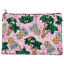 Buy From St Xavier Pammie Zip Top Pouch, Multi Online at johnlewis.com