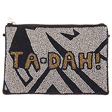 Buy From St Xavier Ta Dah Zip Top Pouch, Multi Online at johnlewis.com