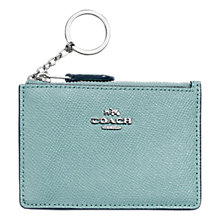 Buy Coach Mini ID Skinny Leather Purse Online at johnlewis.com