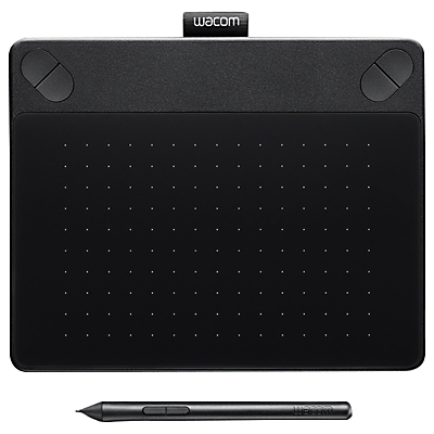 Wacom Intuos Comic Pen Tablet, Small, Black