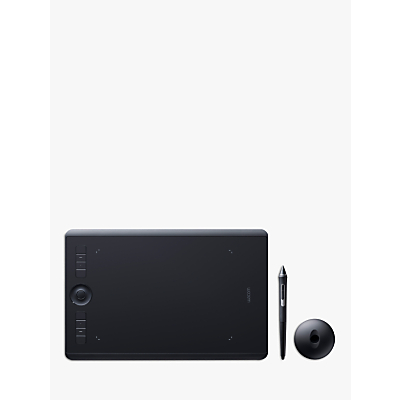 Wacom Intuos Pro Medium Tablet, Medium