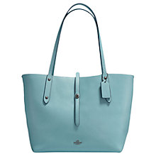 Buy Coach Market Leather Tote Bag Online at johnlewis.com