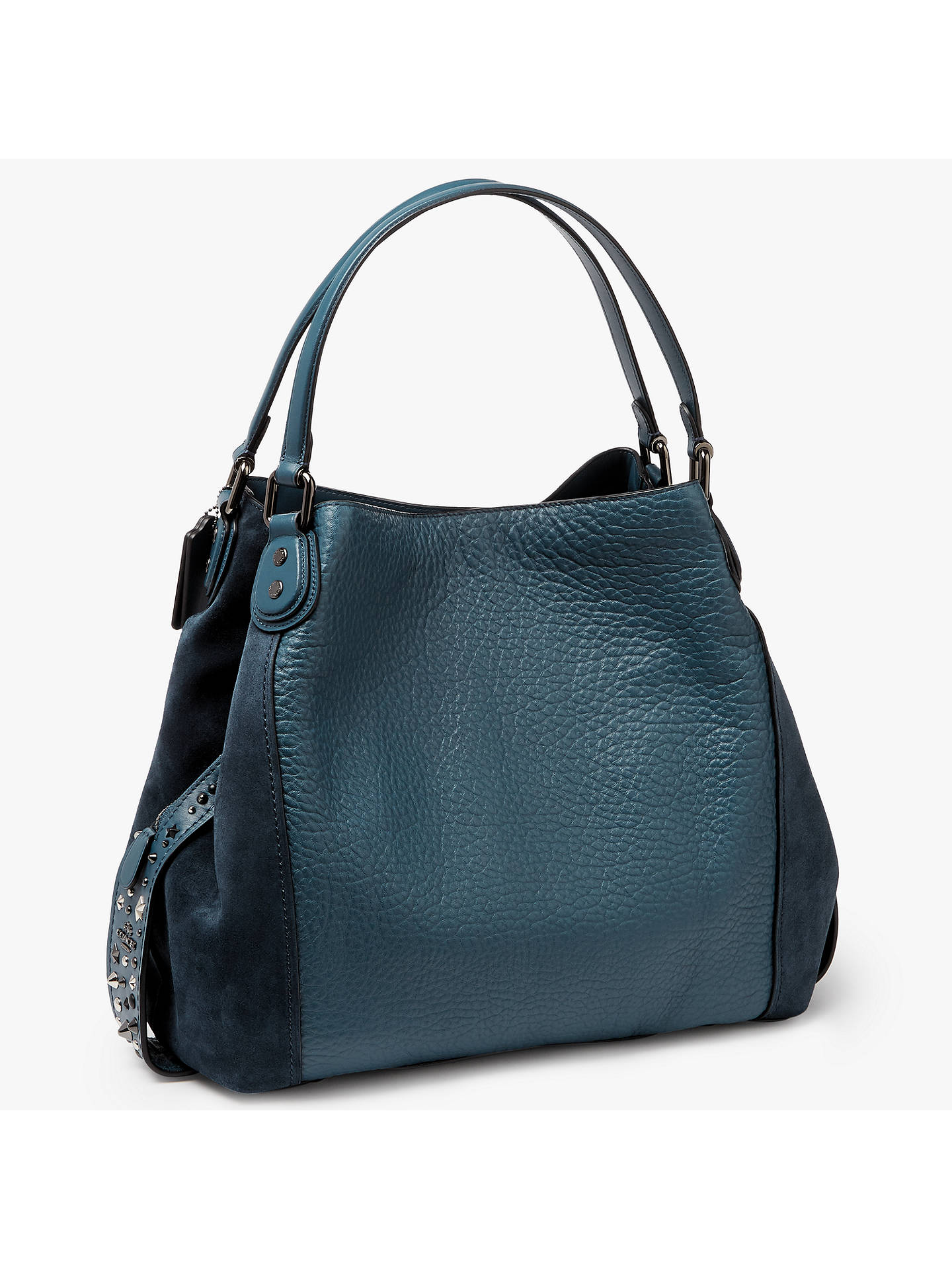 643d0cd14c14 Buy Coach Edie 42 Leather Shoulder Bag