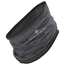 Buy Ronhill Merino Neck Gaiter, Grey/Black Online at johnlewis.com