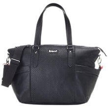 Buy Babymel Anya Changing Bag, Black Online at johnlewis.com