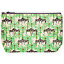 Fenella Smith Zebra and Palm Tree Canvas Make Up Bag