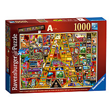 Buy Ravensburger Awesome Alphabet Jigsaw Puzzle, 1000 pieces Online at johnlewis.com
