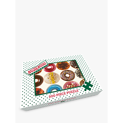 Image of Gibsons Krispy Kreme Jigsaw Puzzle, 500 Pieces