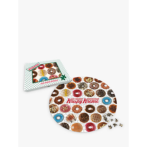 Buy Gibsons Krispy Kreme Jigsaw Puzzle, 500 Piece Online at johnlewis.com